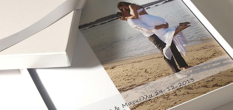 Exterior Wedding Album  View